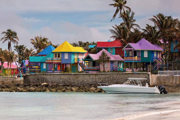 Compass Point Resort at Love beach Nassau, Bahamas, Caribbean