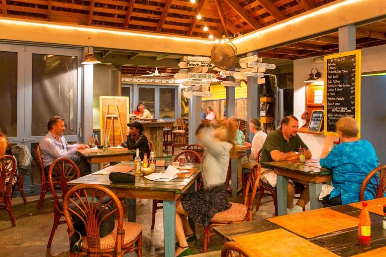 Bahamas, Eleuthera Island, The Tippy's Restaurant