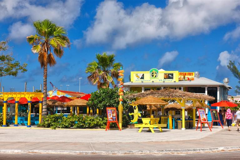 Nassau Bahamas - Fish Fray Heritage Village