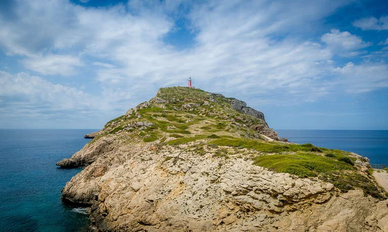 EFYNPT Cabrera lighthouse