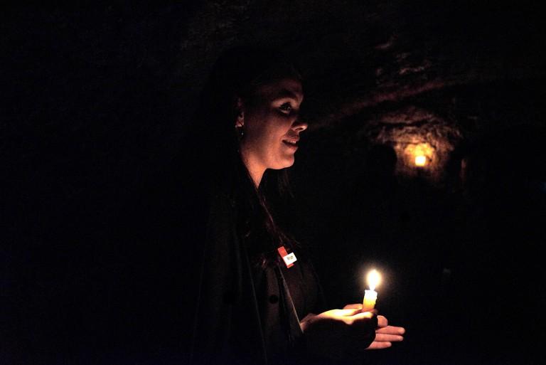 Blair Street Underground Vaults Edinburgh