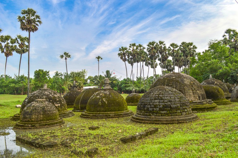 Kadurugoda Vihara (Kandarodai temple)