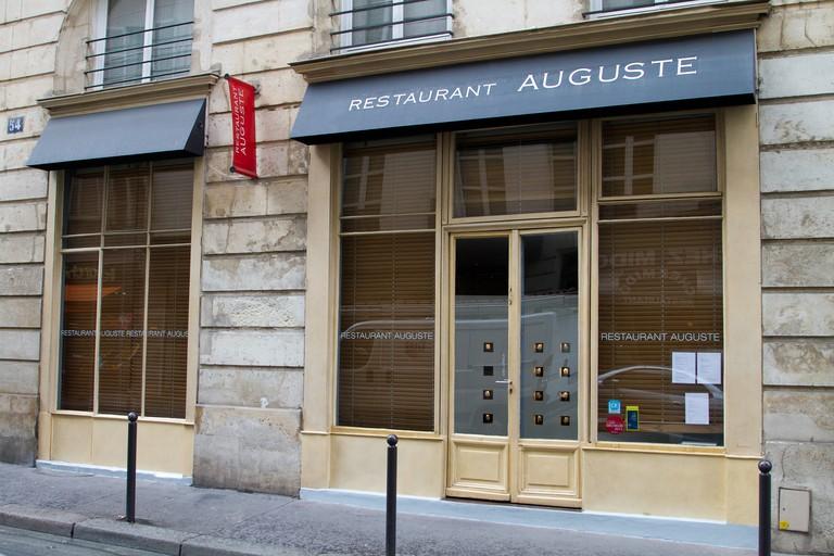 Jason Priestley Sighting In Paris - April 18, 2012