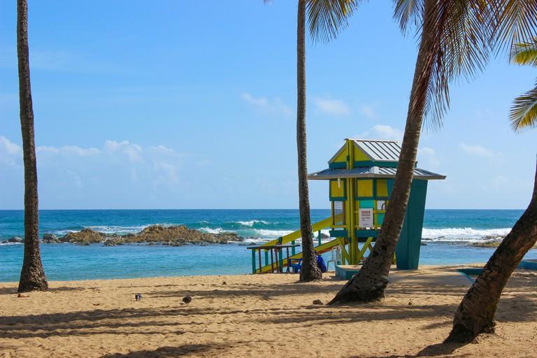 Escambron Beach, San Juan, Puerto Rico