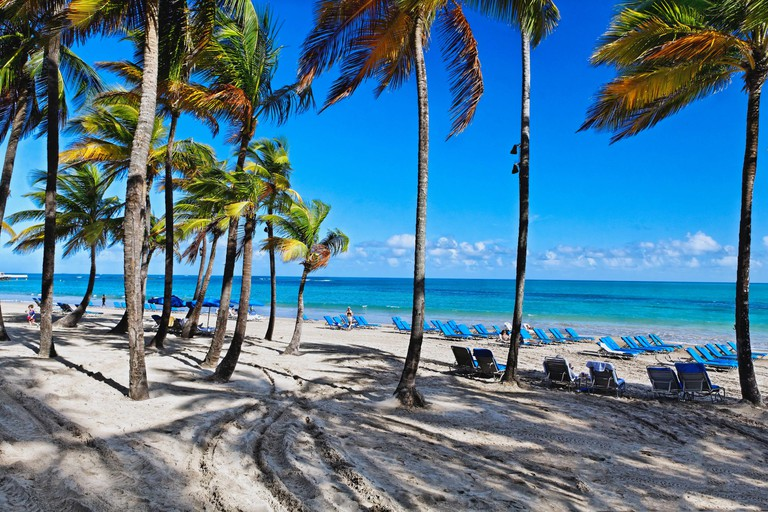 Isla Verde, San Juan, Puerto Rico