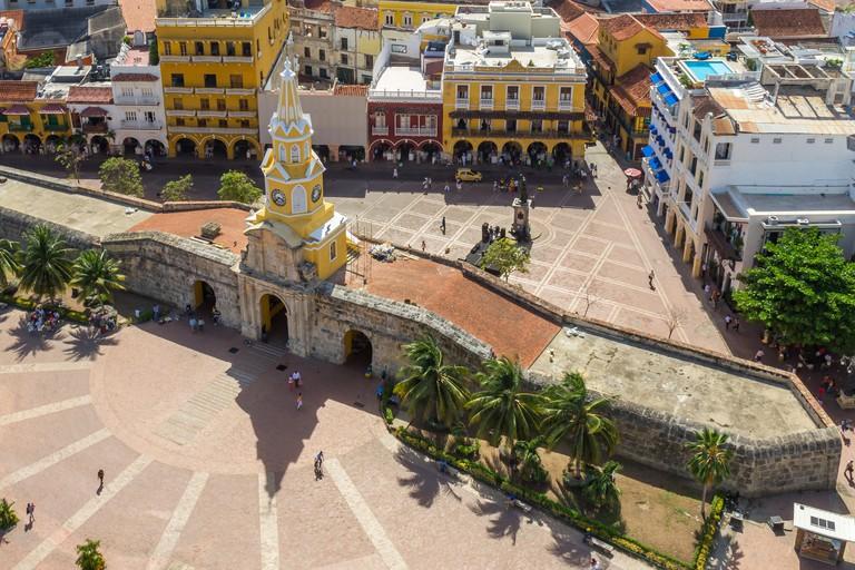 KHEAXY Torre del Reloj | Cartagena de Indias | Colombia