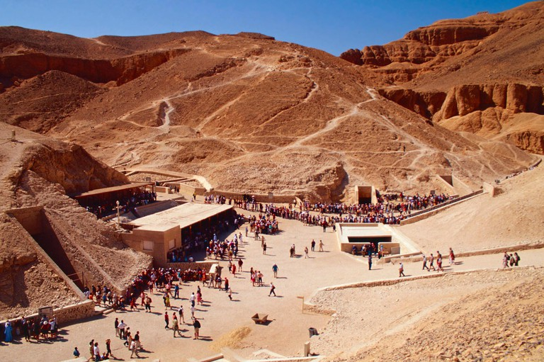 Valley of the Kings,Egypt