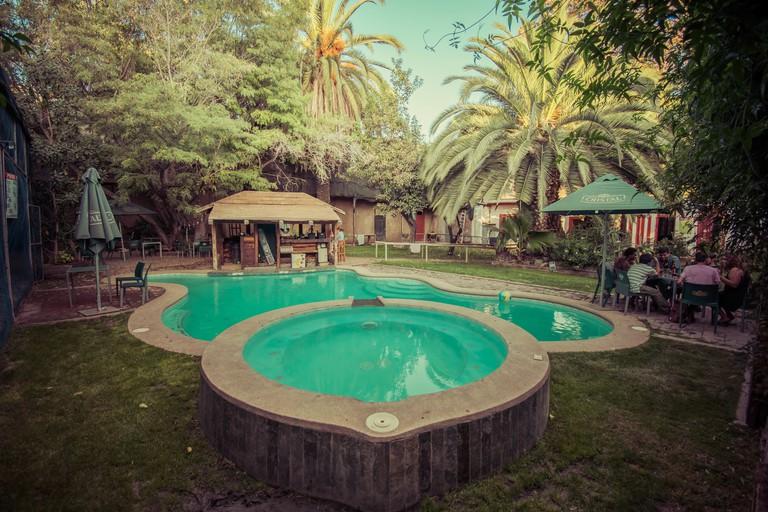 La Casa Roja pool