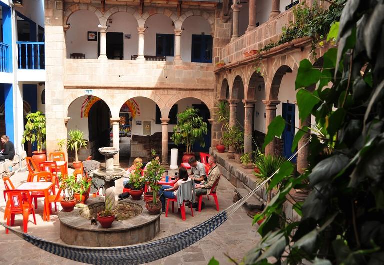 Milhouse Hostel Cusco Peru