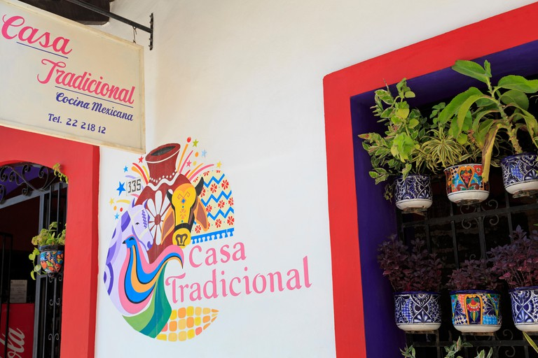 Casa Tradicional, Puerto Vallarta, Jalisco State, Mexico