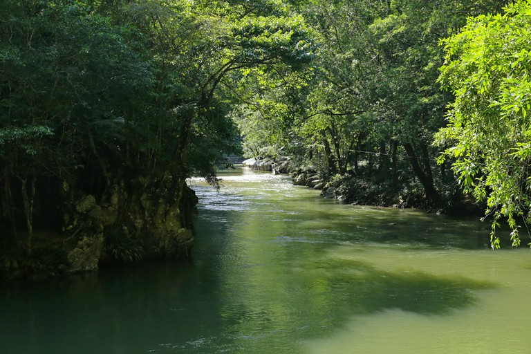 Reserva Natural Canon Rio Claro