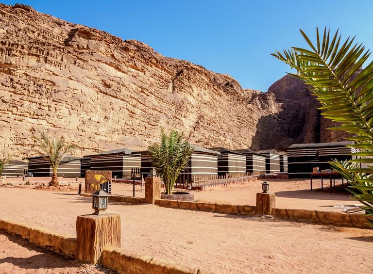 Hasan Zawaideh Camp, Wadi Rum, Aqaba Governorate, Jordan