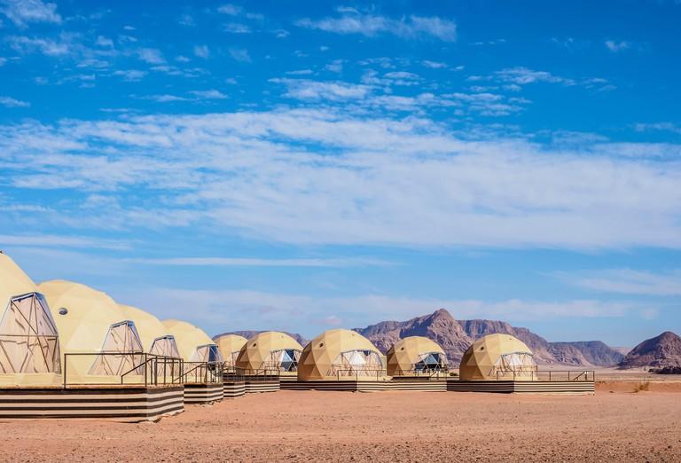Sun City Camp, Wadi Rum, Aqaba Governorate, Jordan
