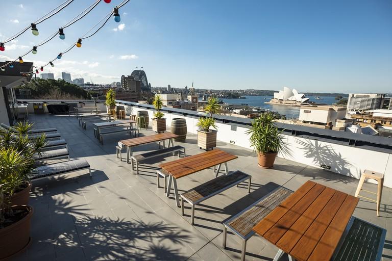 Sydney Harbour YHA – The Rocks