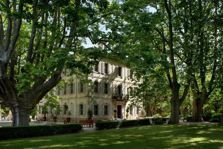 058ea06c - Le Château des Alpilles