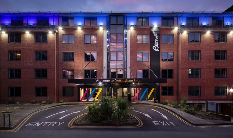 13d0bb77 - Roomzzz Nottingham City