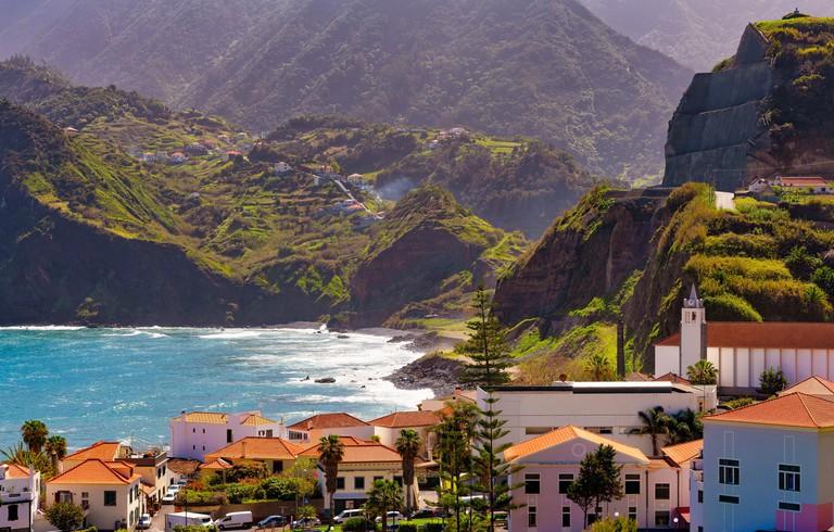 2CCFADP Municipality and landscape of Porto da Cruz, Machico, Madeira