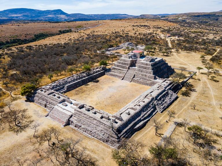 Canada de la Virgen, Guanajuato, Mexico, North America