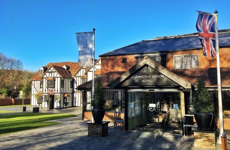 48ea63e1 - Donnington Manor Hotel