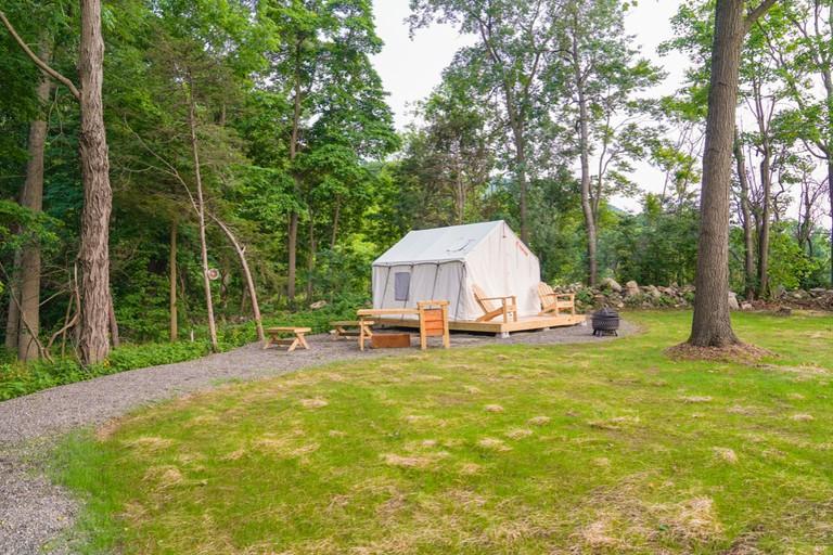 Appalachian Trail Hilltop Hideaway
