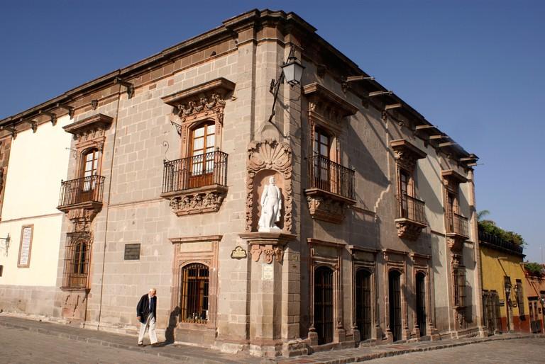 The Museo Historico de San Miguel de Allende