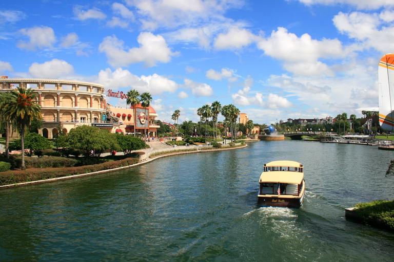 Lake Buena Vista, Downtown Disney