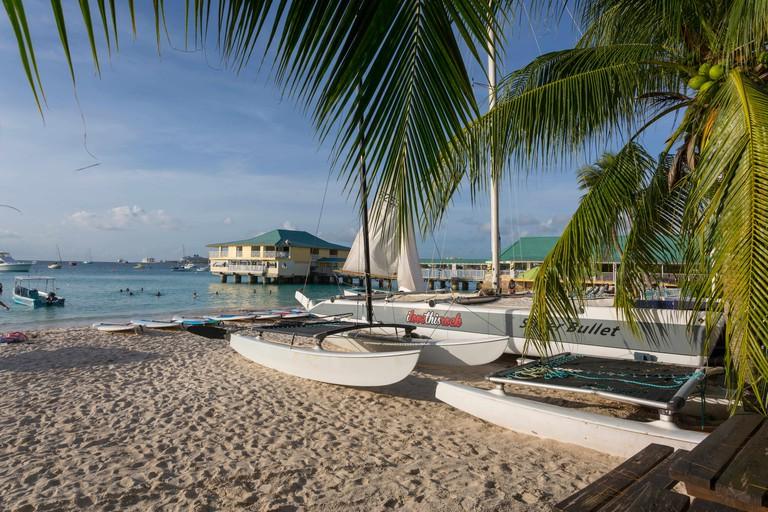 Brownes Beach, Bridgetown, St. Michael, Barbados, West Indies, Caribbean, Central America