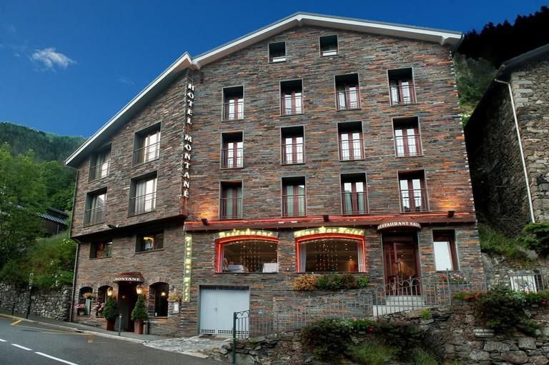 cc9af9fc - Hotel Montané