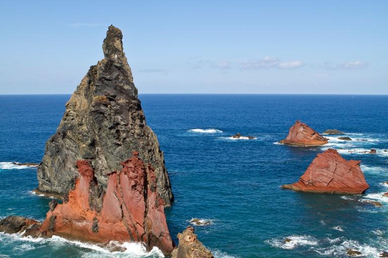 Madeira, Ponta de Sao Lourenco, Portugal