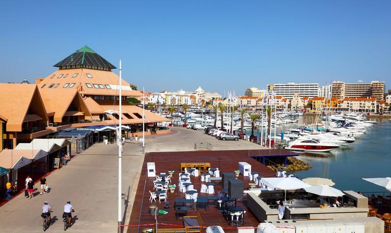 CT4YGP News Restaurant, Marina de Vilamoura, Algarve Portugal