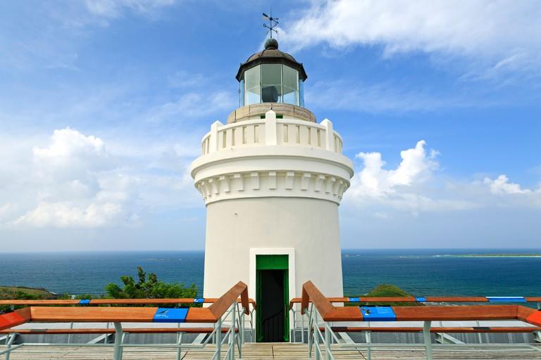 Fajardo Lighthouse, Las Cabezas de San Juan Nature Reserve, Fajardo, Puerto Rico