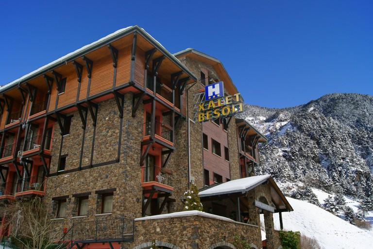 d9ddc26a - Xalet Besolí Hotel