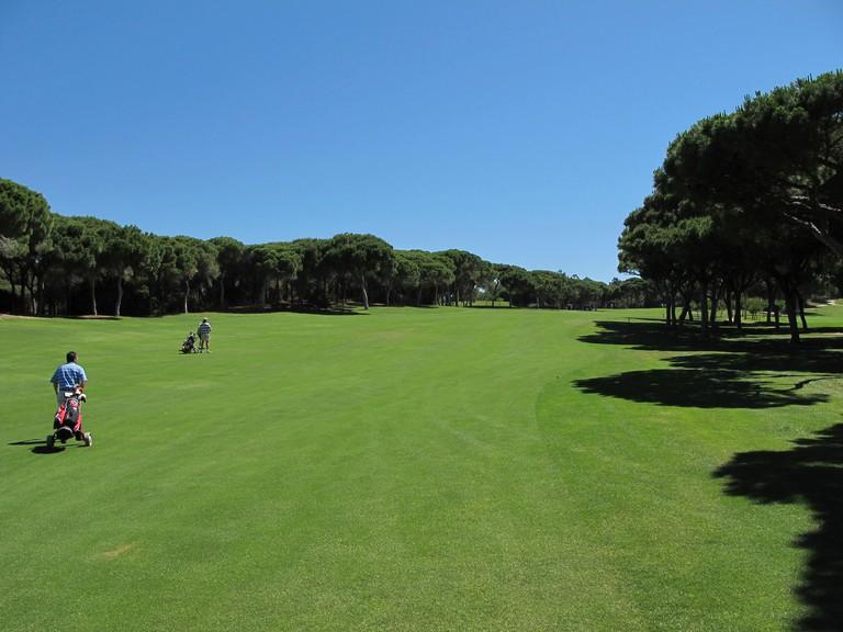 The Old Course Vilamoura Algarve Portugal