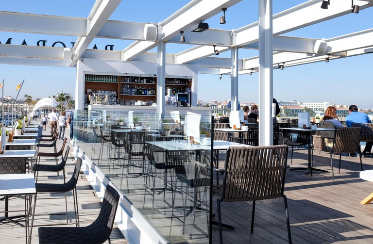 Restaurante Panorama, Valencia, Spain