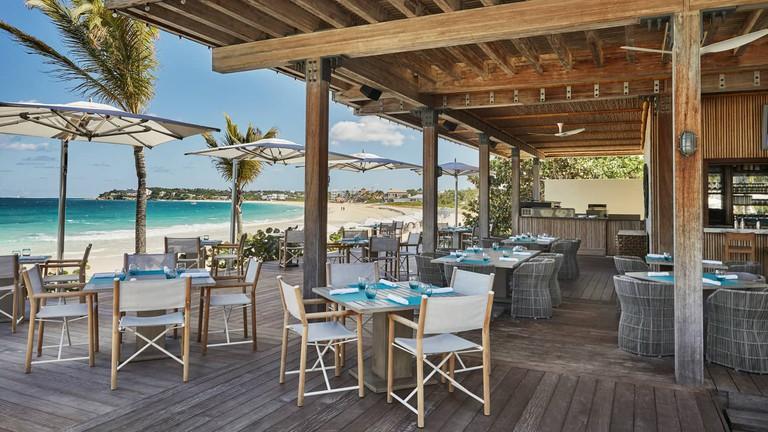 Half Shell Beach Bar