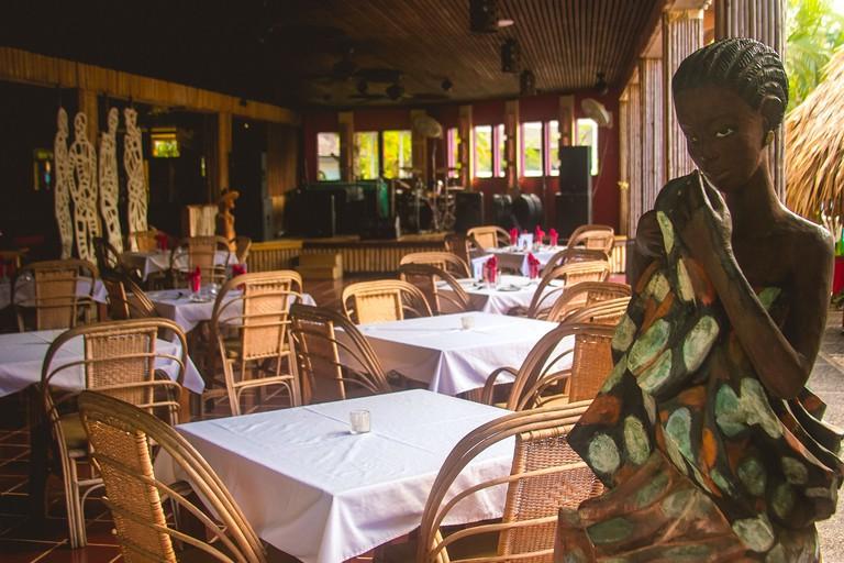 Kariwak Village Restaurant, Tobago