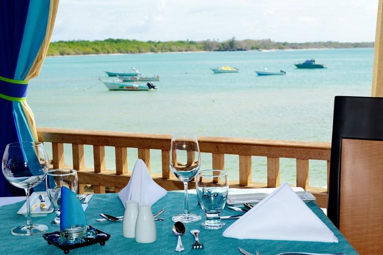Makara restaurant, Tobago