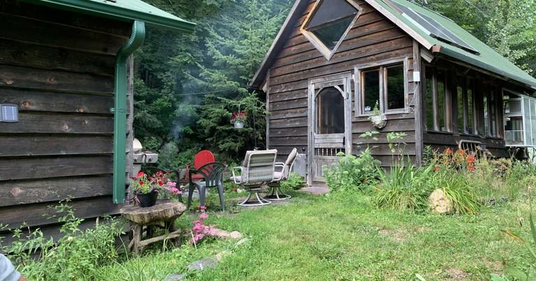 RUBICON, WI Stone Ridge Tiny House