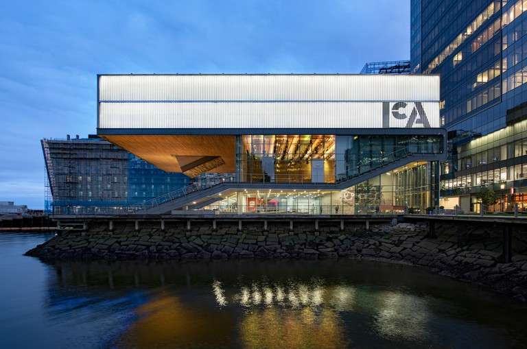 ICA Seaport, Boston