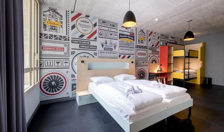 1fdb9c00 - MEININGER Hotel Bordeaux Gare Saint-Jean