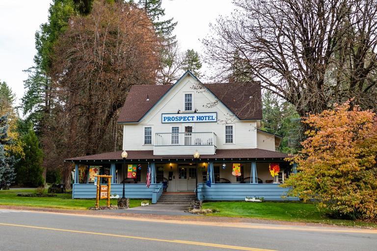 Prospect Historic Hotel Bed and Breakfast Inn, Motel and Dinner House