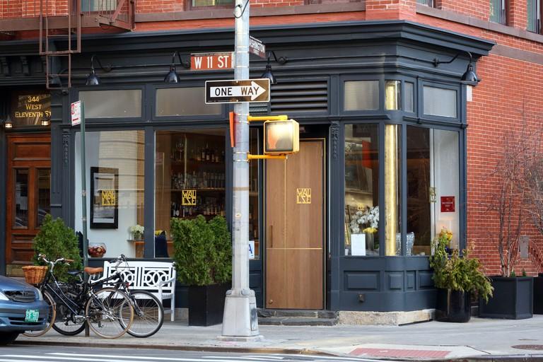 2B6066J Wallse, 344 West 11th Street, New York, NY