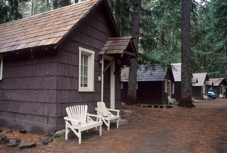 Union Creek Resort, Rogue Wild and Scenic River, Rogue River National Forest, Oregon