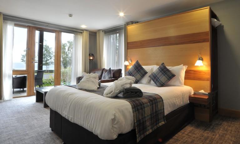 2fb95f49 - Lodge on Loch Lomond