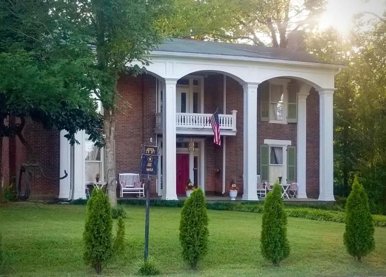 Belmont Inn Shelbyville Tn