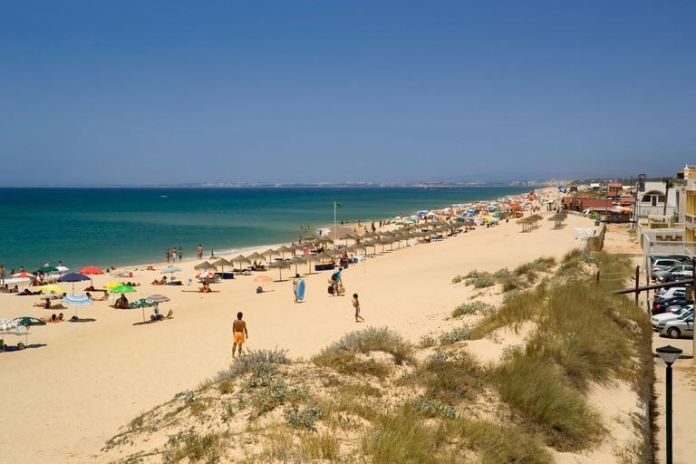 The Algarve, Faro Beach