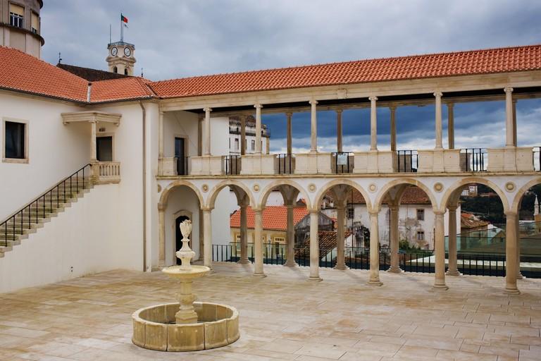 Machado de Castro Roman Cryptoporticus National Museum, Coimbra, Portugal