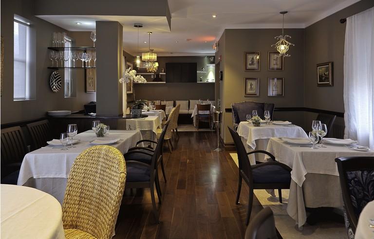 Pied a Terre restaurant at Cadet Hotel_632aeda1