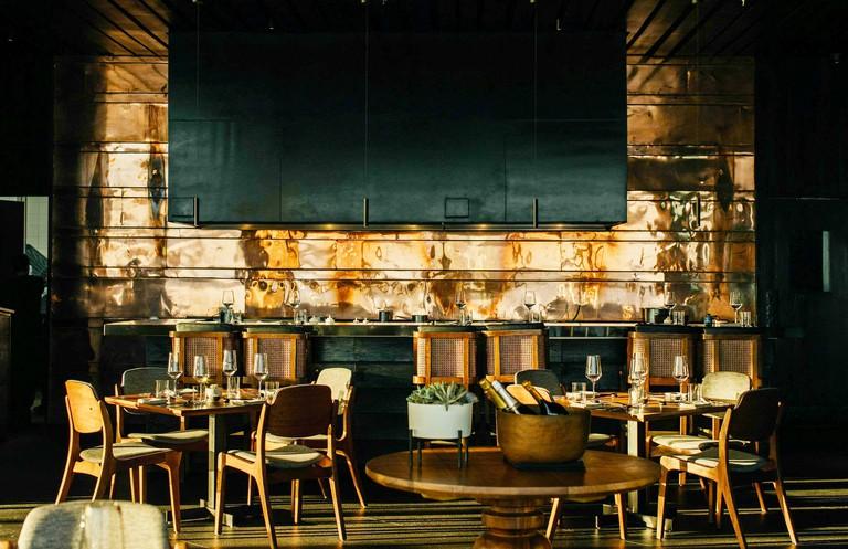Manta Restaurant, Cape Thompson hotel