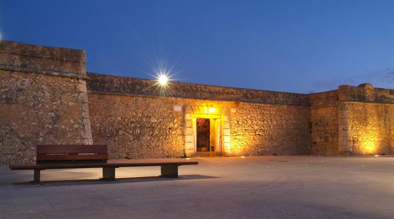 Forte de Santa Catarina, Portimao, Algarve